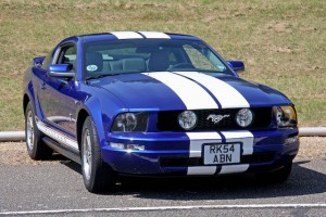 Ford Mustang - Flickr - exfordy