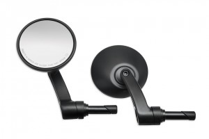 Round Bar End Mirror alt TT